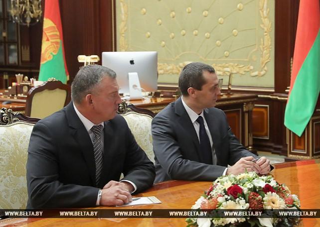 Лукашенко назначил помощников по Минской и Витебской областям
