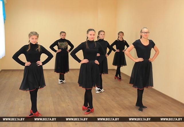 Детская школа искусств открылась после реконструкции в Кличеве