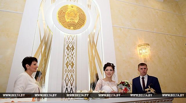 Зал торжественных обрядов и Дом культуры открыли в Дубровно