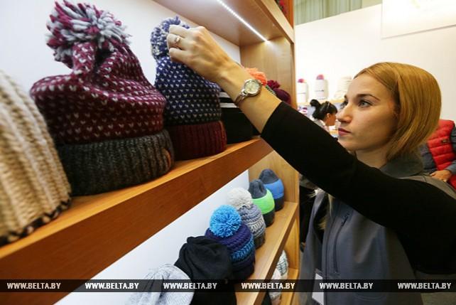 Международная выставка-ярмарка BelTexIndustry 2017 открылась в Минске