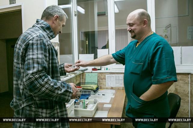 Еженедельные профилактические мероприятия в отношении асоциальных личностей проводятся в Бресте