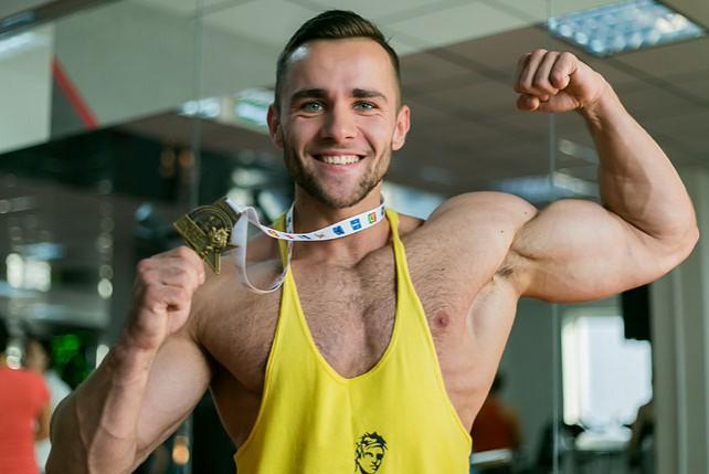 Врач-рентгенолог из Бреста занимает призовые места на чемпионатах по бодибилдингу