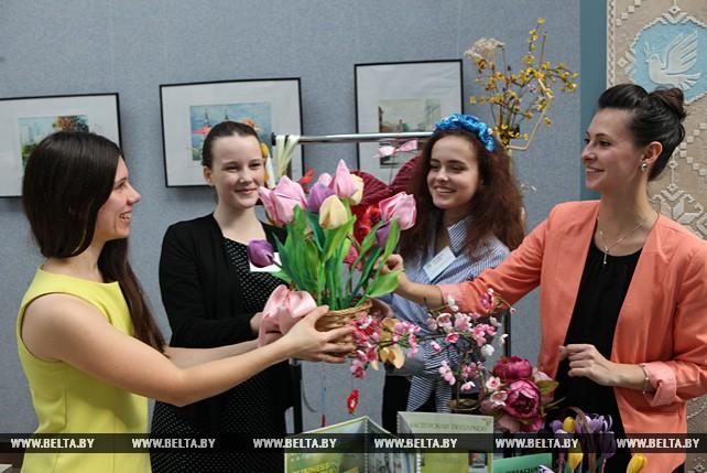 Школу предпринимательства для молодежи открыли в Центральном районе Минска совместно с БГУ