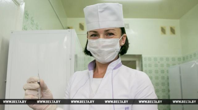 Случаев заболеваемости гриппом в Брестской области за год стало почти в 5 раз меньше