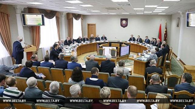 НАН и МИД Беларуси подписали соглашение о сотрудничестве