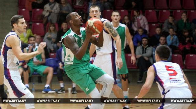 Финал Кубка Беларуси по баскетболу прошел в Могилеве