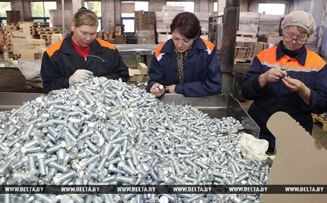 Речицкий метизный завод - крупнейший производитель металлических крепежных изделий в Беларуси