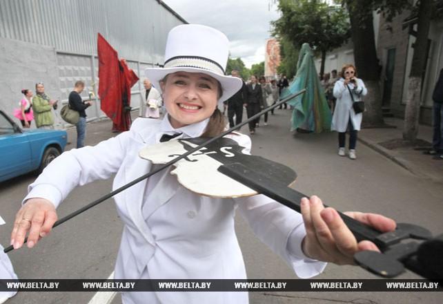 Витебск отмечает 130-летие со дня рождения Марка Шагала