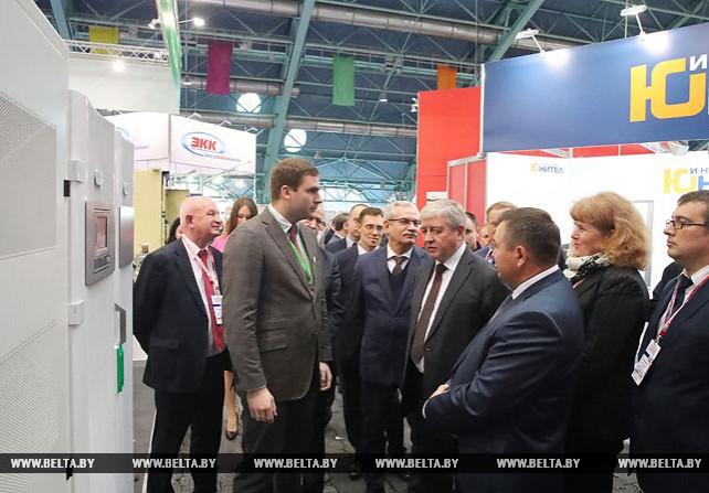 Белорусский энергетический и экологический форум открылся в Минске