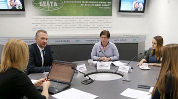 Онлайн-конференция по вопросам безопасного материнства прошла на сайте БЕЛТА