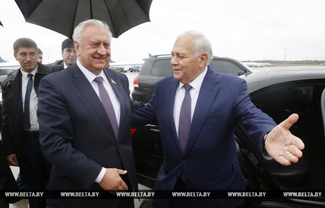 Парламенты Беларуси и Азербайджана намерены активнее нарабатывать перспективную повестку для двух стран