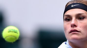 Арина Соболенко поднялась на 76-е место рейтинга Женской теннисной ассоциации