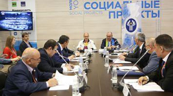 Заседание Информсовета СНГ проходит в Сочи