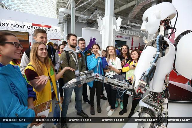 Выставка Youth Expo проходит в Сочи