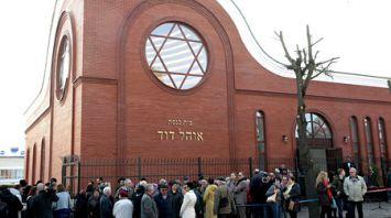 Новую синагогу впервые за сто лет открыли в Витебске