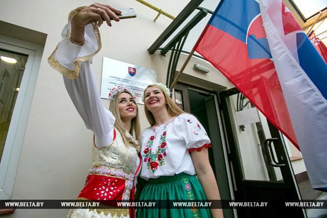В Бресте открылось почетное консульство Словакии