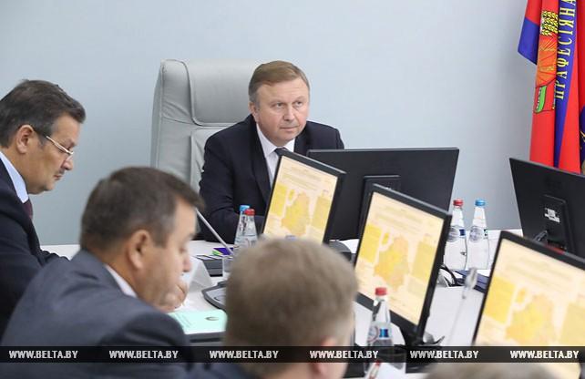 Учение по реагированию на радиационные аварии началось в Беларуси