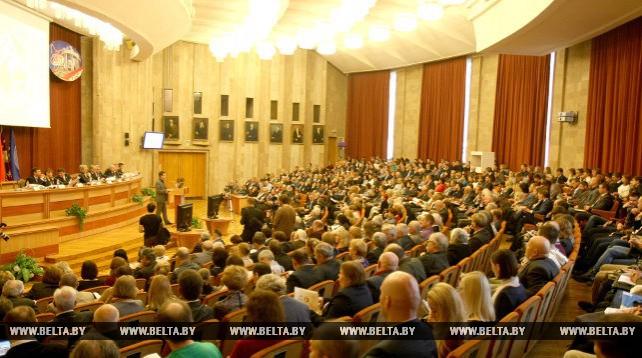 Ученые из 20 стран собрались на Первый белорусский философский конгресс