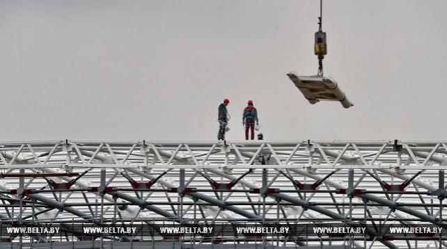 """Реконструкцию стадиона """"Динамо"""" планируют завершить к середине 2018 года"""