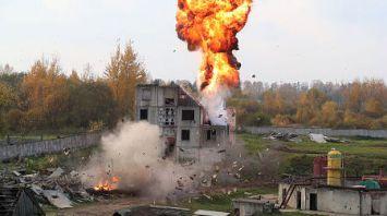 Первый этап учения по реагированию на радиационные аварии завершился под Борисовом