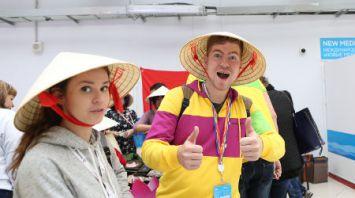 Всемирный фестиваль молодежи и студентов проходит в Сочи