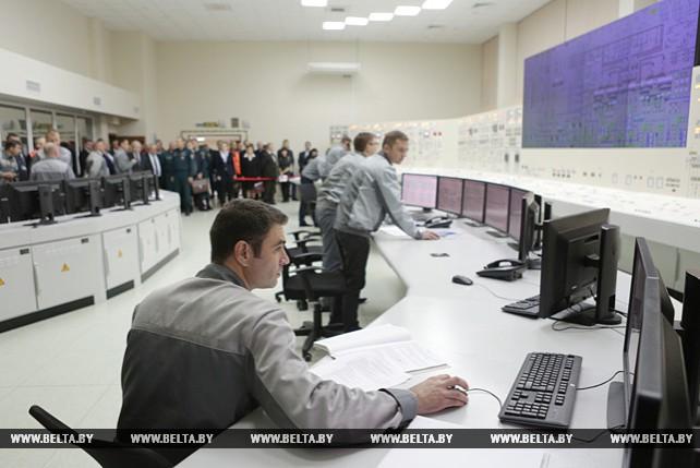 Второй этап учения по реагированию на радиационные аварии начался на БелАЭС