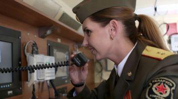 В Вооруженных Силах Беларуси отмечается День войск связи