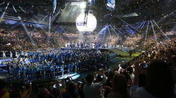 В Сочи закрылся Всемирный фестиваль молодежи и студентов