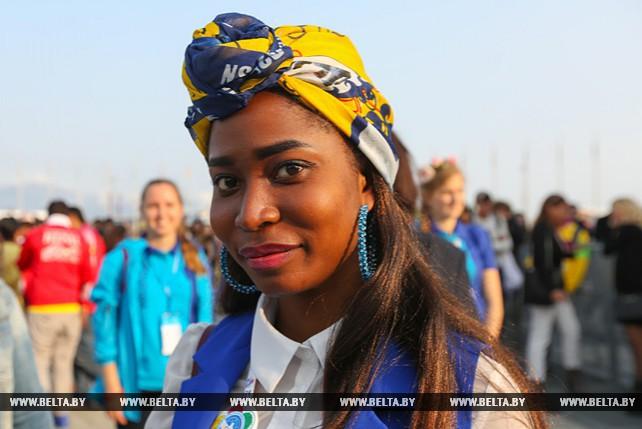 Всемирный фестиваль молодежи и студентов собрал 29 тыс. человек со всего мира