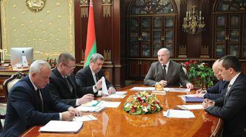 Лукашенко: надо кардинально изменить подход к ведению сельского хозяйства в Витебской области
