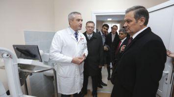 Многофункциональный комплекс судебно-медицинских экспертиз открылся в Минске