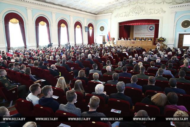 Форум вузов инженерно-технологического профиля Союзного государства открылся в Минске