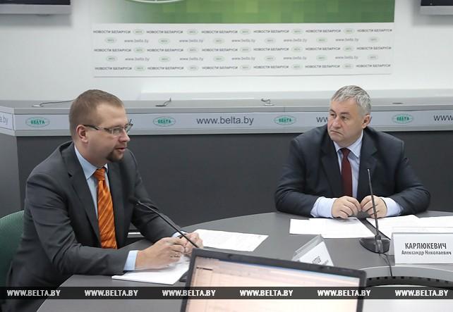 Онлайн-конференция о подготовке Беларуси к Евроиграм-2019 прошла на сайте БЕЛТА