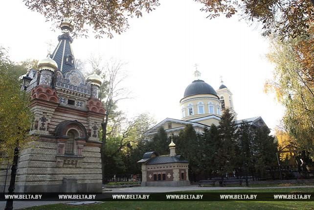 Реставрацию часовни-усыпальницы князей Паскевичей в Гомеле планируется завершить в 2018 году
