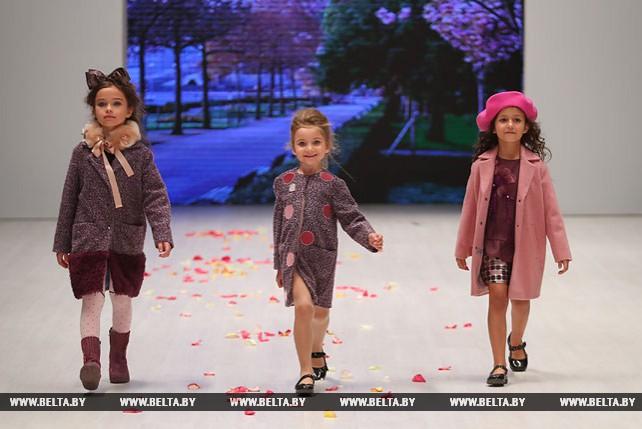 Неделя моды в Беларуси продолжается детскими показами