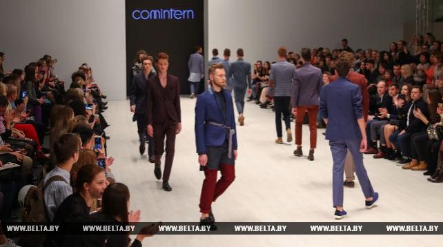 """Коминтерн"" представил коллекцию одежды для мужчин"