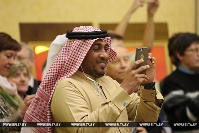 Мастера искусств ОАЭ выступили на сцене Белгосфилармонии