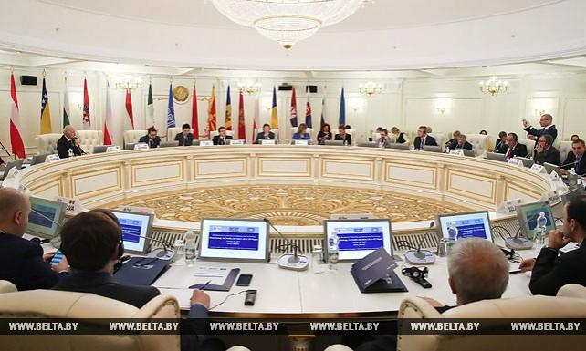 Министерская конференция ЦЕИ проходит в Минске