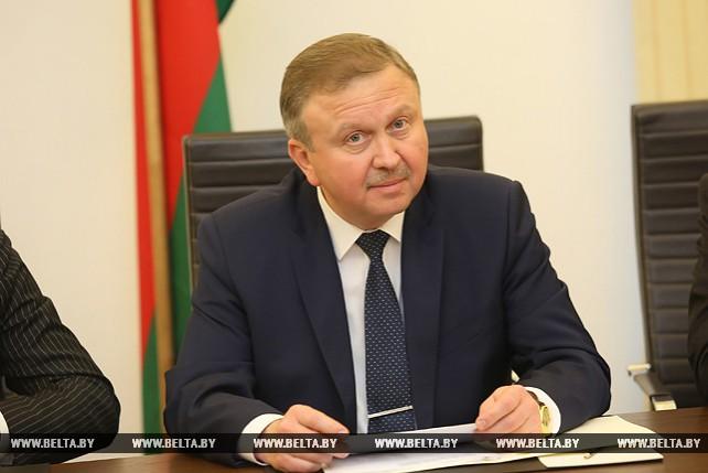 Кобяков встретился с заместителем генерального директора Всемирной торговой организации