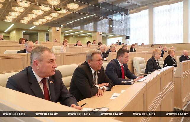 Совет Республики ратифицировал договор о Таможенном кодексе ЕАЭС