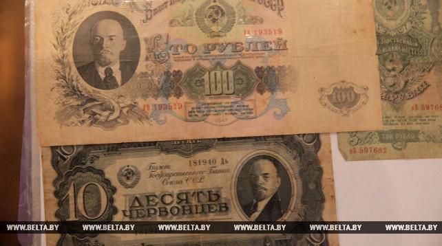 Слет коллекционеров впервые прошел в Витебске