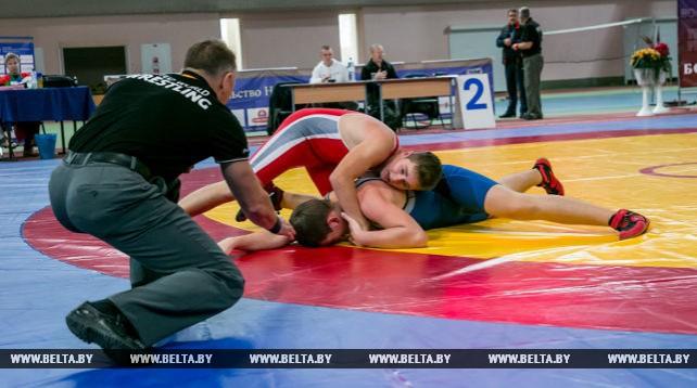 Международный турнир по вольной и греко-римской борьбе прошел в Бресте