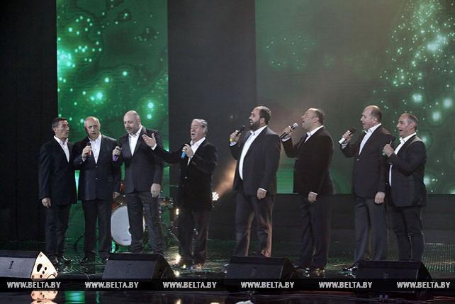 """Международный музыкальный фестиваль """"Золотой шлягер"""" завершился в Могилеве"""