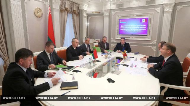 Консультации между аппаратами советов безопасности Беларуси и Молдовы прошли в Минске