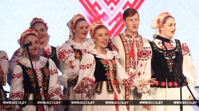 Церемония открытия олимпиады школьников Союзного государства прошла в Минске
