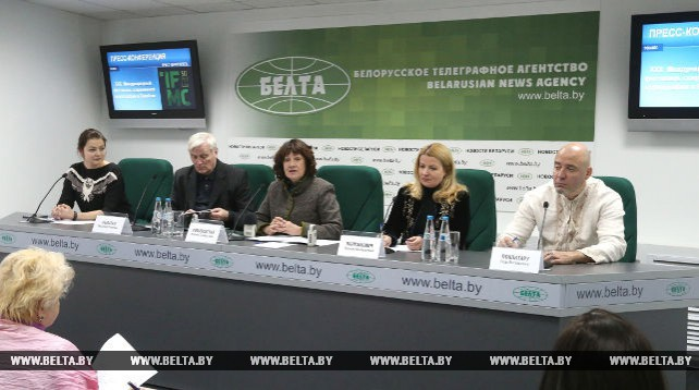 Пресс-конференция к XXX Международному фестивалю современной хореографии в Витебске прошла в пресс-центре БЕЛТА