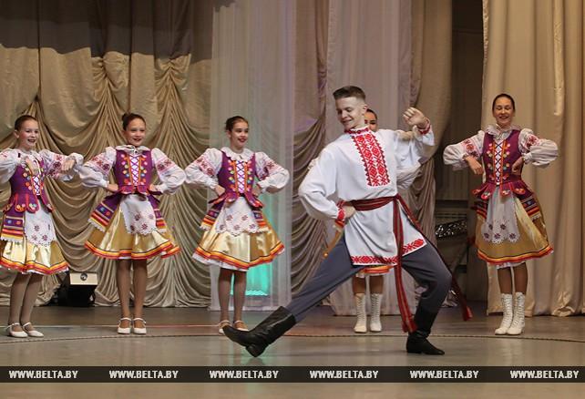 """Областной этап фестиваля """"Наши таланты тебе, Беларусь!"""" проходит в Могилеве"""