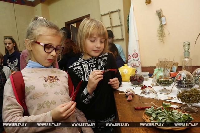 Уникальный музей ароматов трав и растений начал работу в Гродно