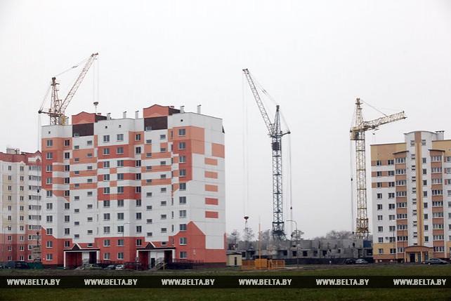 Гомельская область перевыполнила план 2017 года по вводу жилья