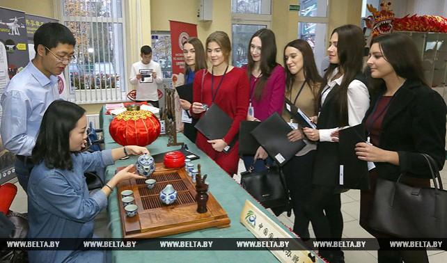 Белорусско-китайский молодежный инновационный форум проходит в БНТУ